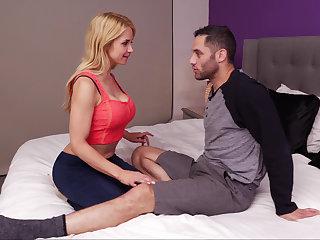 Women adulate dicks
